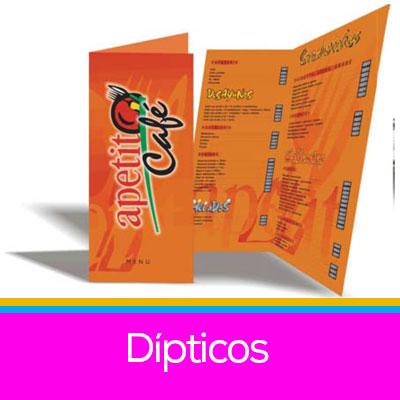 dipticos